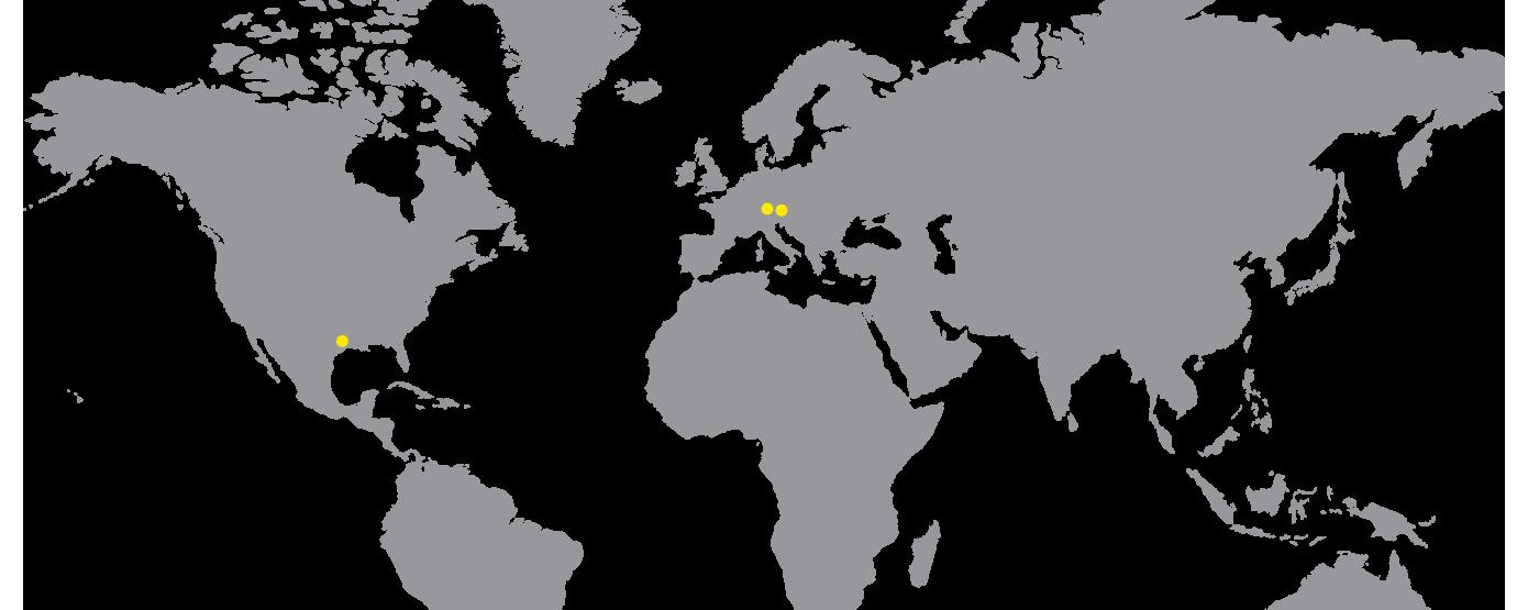 GB Consult – Weltkarte | Worldmap
