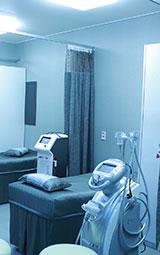 Medizinischer Behandlungsraum