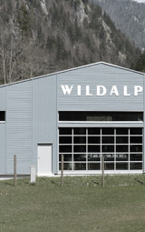 Wildalp Wasser Abfüllanlage